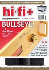 HI-FI+ ISSUE 189: NOVEMBER 2020