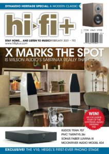 HI-FI+ ISSUE 192: FEBRUARY 2021