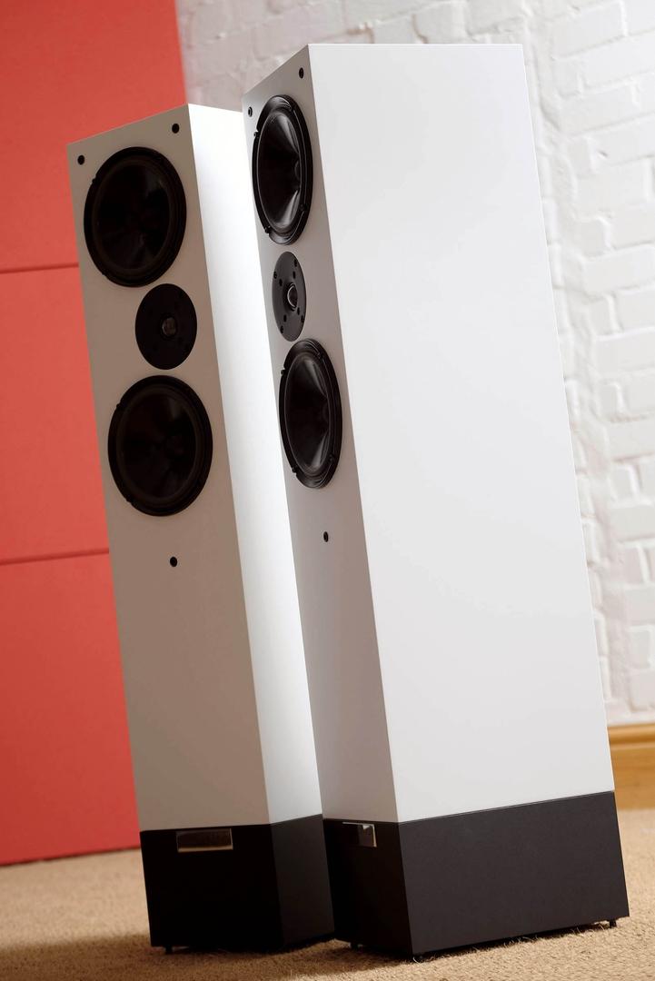 Living Voice Auditorium R25A Floorstanding Loudspeaker