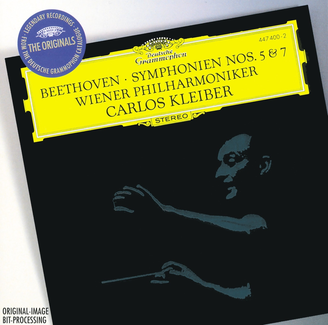 Classic Albums: Beethoven's 5th and 7th Symphony, Vienna Philharmonia, Carlos Kleiber, cond