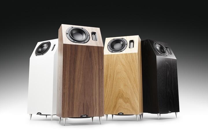 Neat Acoustics Iota Alpha floorstanding loudspeaker