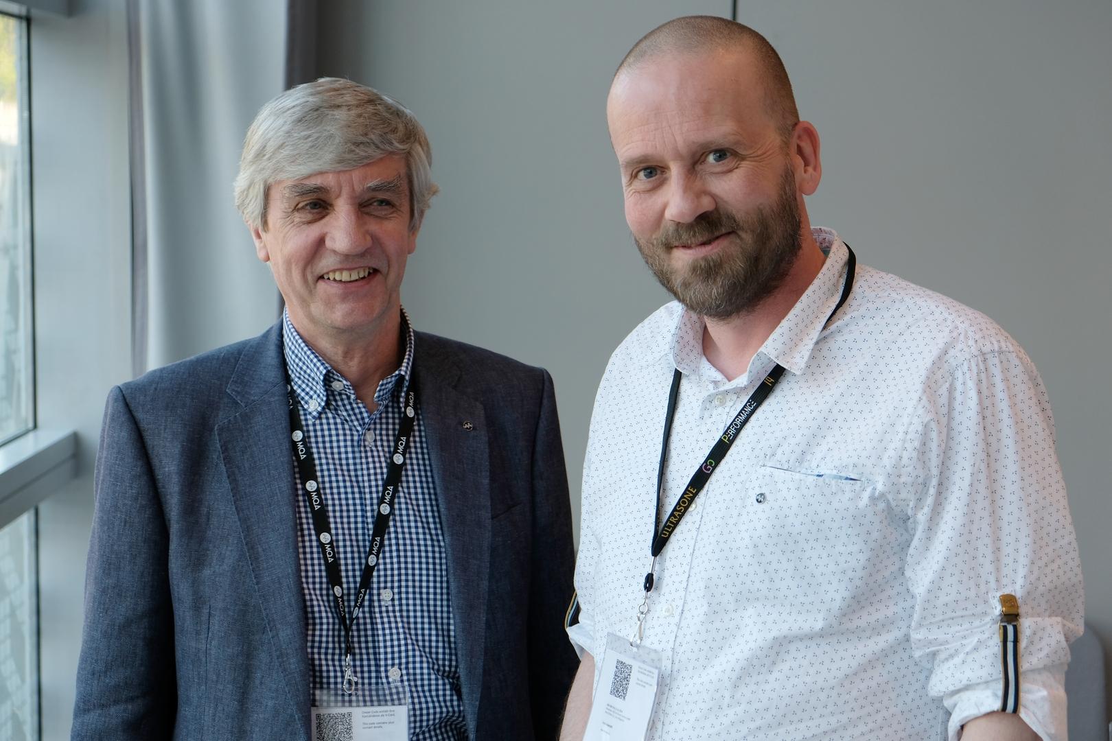 Meet Your Maker – Bob Stuart of MQA and Morten Lindberg of 2L