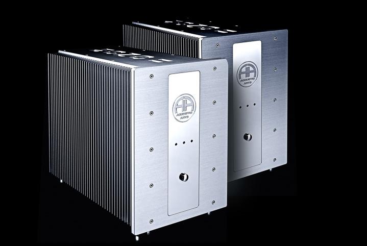 Accustic Arts Mono II Mk 2 power amplifiers
