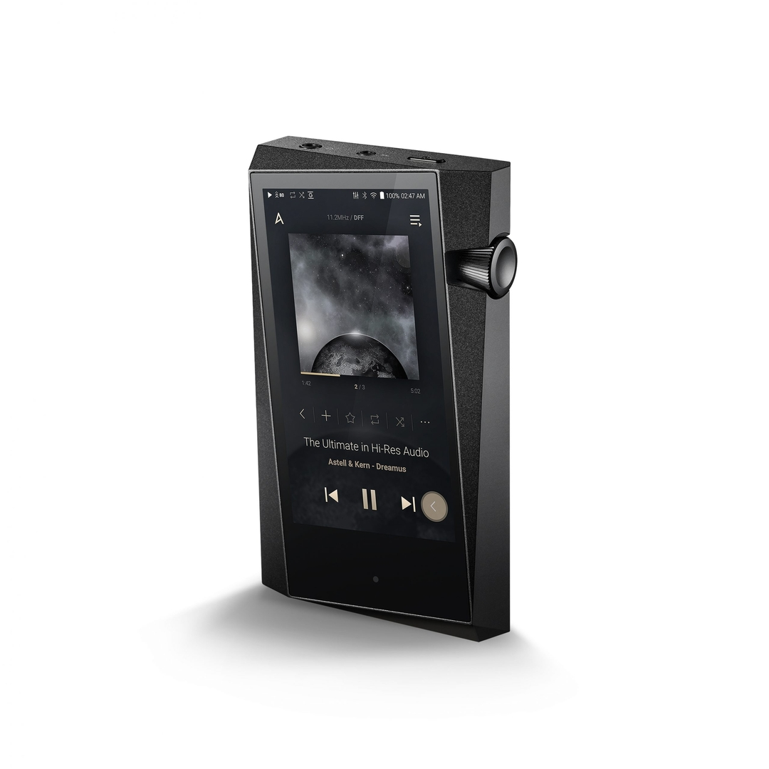 Astell&Kern A&norma SR25: None more black