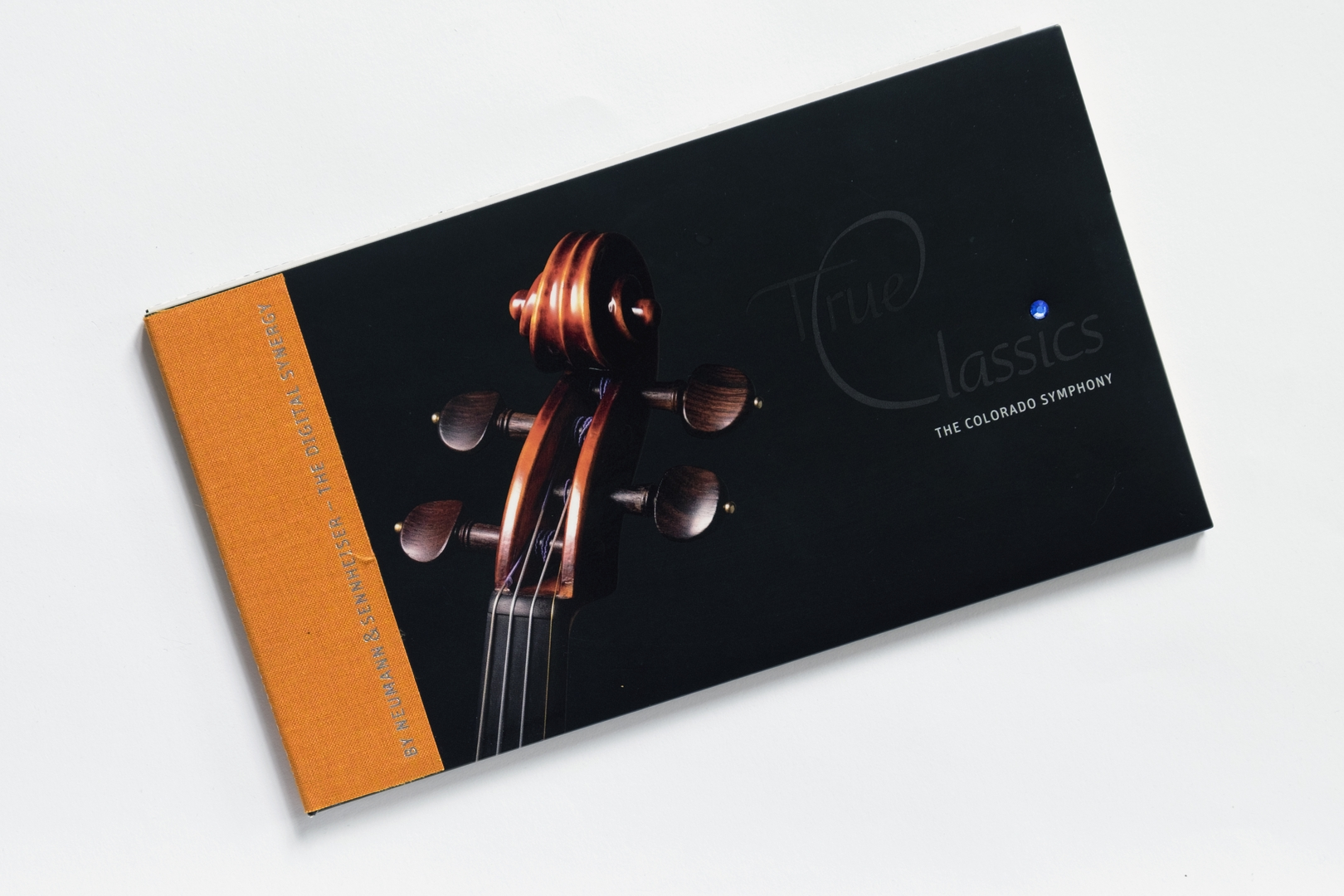 True Classics by the Colorado Symphony recorded by Neumann and Sennheiser – The Digital Synergy
