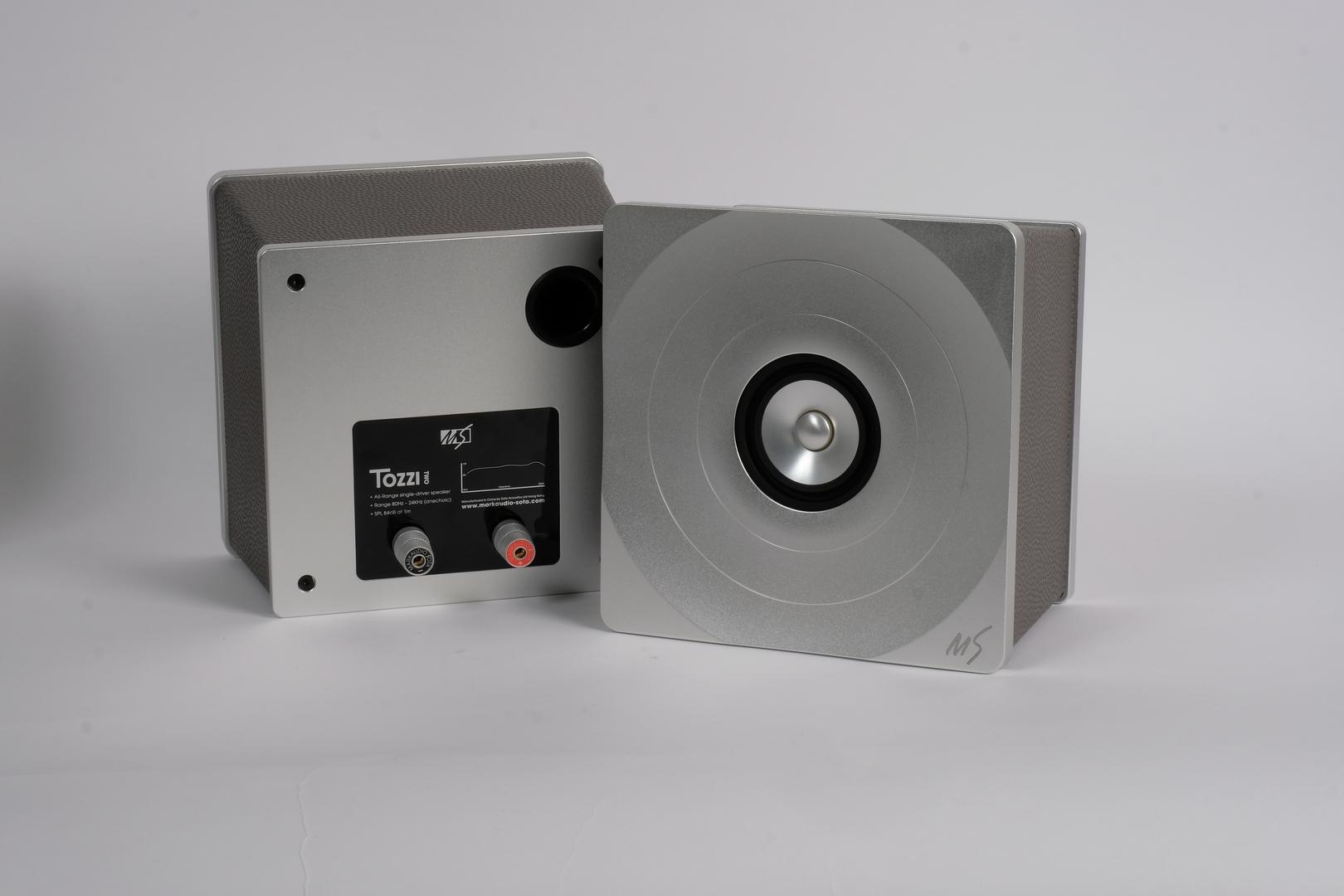 Markaudio-Sota Tozzi Two standmount loudspeaker