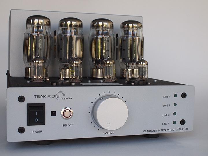 Tsakiridis Devices Aeolos Super Plus integrated amplifier
