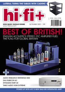 Hi-Fi+ Cover Issue 199