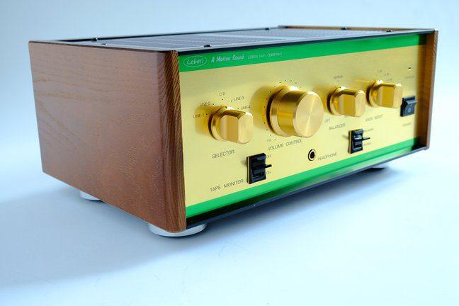 Leben CS 300F Integrated Amplifier