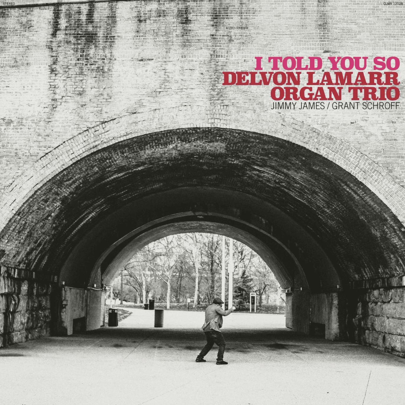 Music Interview: Delvon Lamarr Organ Trio