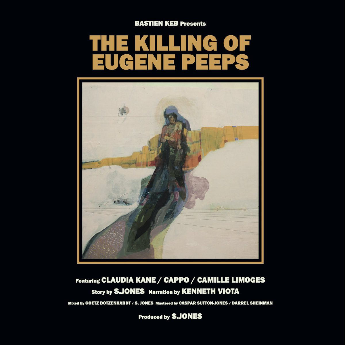 The Killing of Eugene Peeps by Bastian Keb